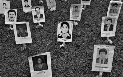 Internationales Übereinkommen zum Schutz aller Personen vor dem Verschwindenlassen
