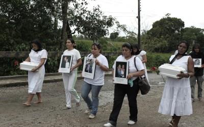 Desapariciones Forzadas: Eine dramatische Realität ohne Aussicht auf baldige Besserung