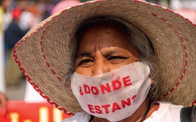 Videokampagne anlässlich des Jahrestages des Verschwindenlassens von 43 Studenten aus Ayotzinapa/Mexiko