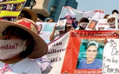 Verschwindenlassen in Mexiko: Ein systematisch begangenes Verbrechen