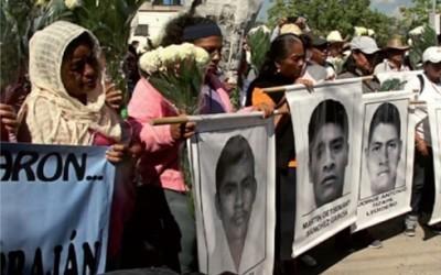 Mexiko: Zehntausende Opfer des Verschwindenlassens