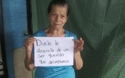 El Salvador: Ich hätte gerne ein Grab, wo ich um sie weinen kann.