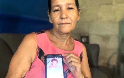 Honduras: Wenn ich nicht wieder anrufe, bin ich nicht mehr.