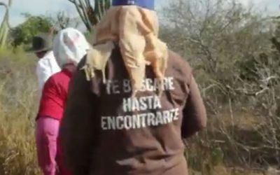 """""""Ich werde dich suchen, bis ich dich finde!"""" Gewaltsames Verschwindenlassen in Mexiko"""""""