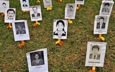 Die Interamerikanische Konvention gegen das Verschwindenlassen