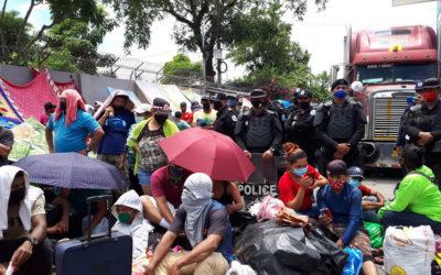 Im Schatten des Nord-Dreiecks: die nicaraguanische Migration