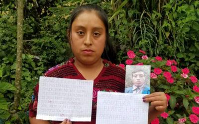 Guatemala: Wir geben nicht auf, bis wir ihn finden