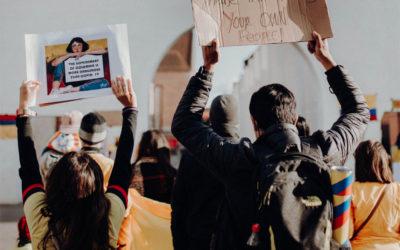 #SOSColombia – Stoppt die Gewalt und das Verschwindenlassen