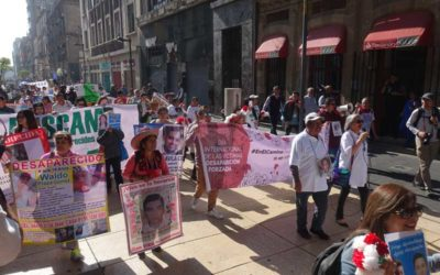 Internationaler Gedenktag erinnert an gewaltsam Verschwundene, ihre Angehörigen und die unzureichende Ratifizierung der Konvention gegen das Verschwindenlassen durch die Staatengemeinschaft